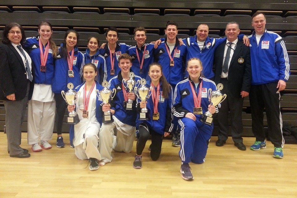NM Karate 2015_Bærum Kampsport